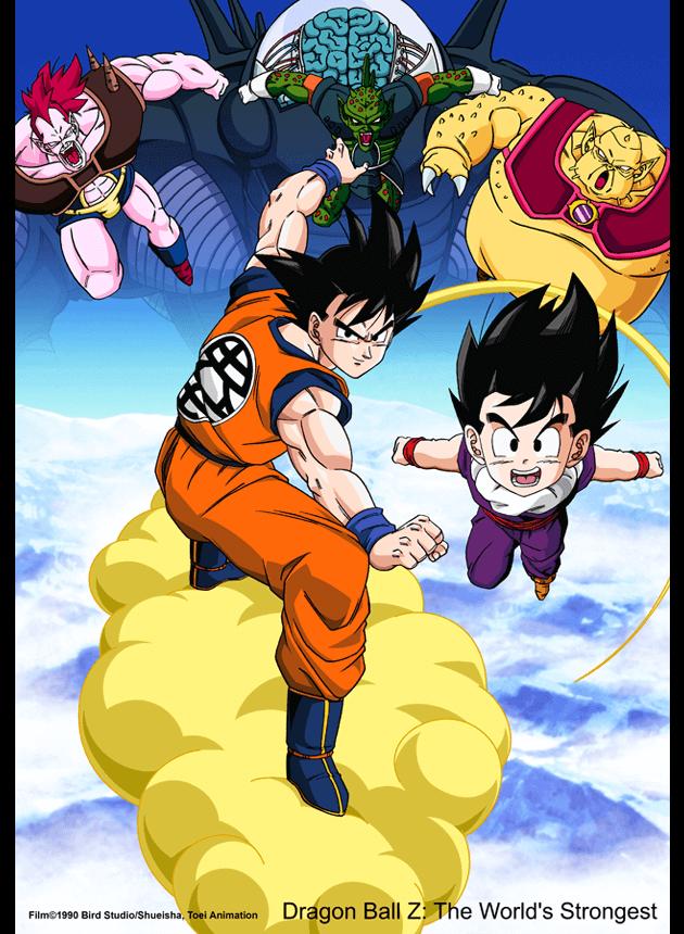 El mas fuerte del mundo