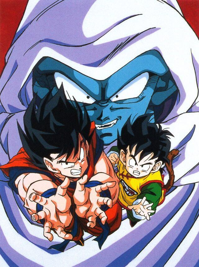 goku-vs-garlick-junior