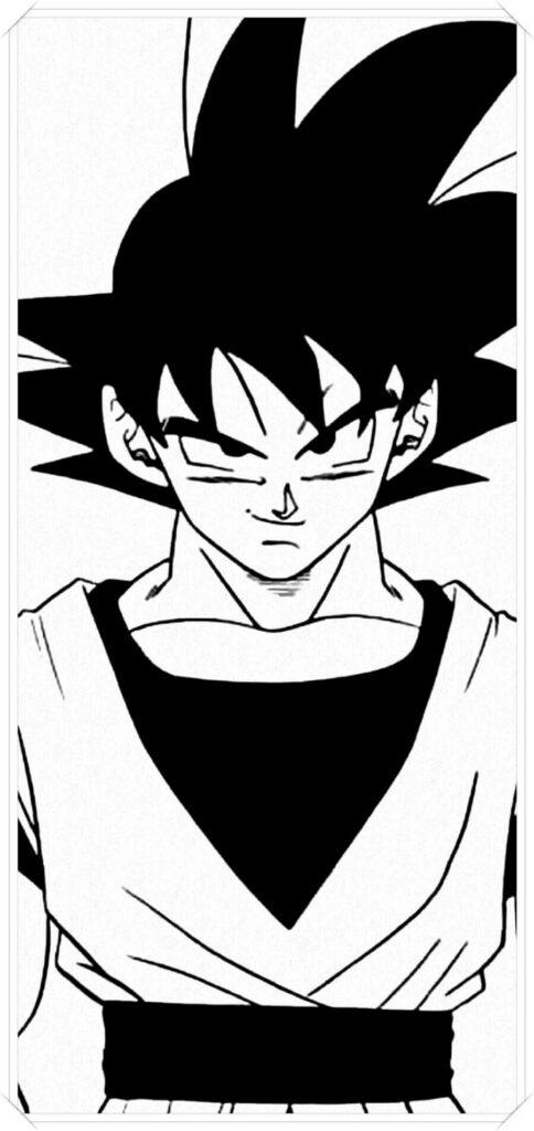 los mejores dibujos de goku