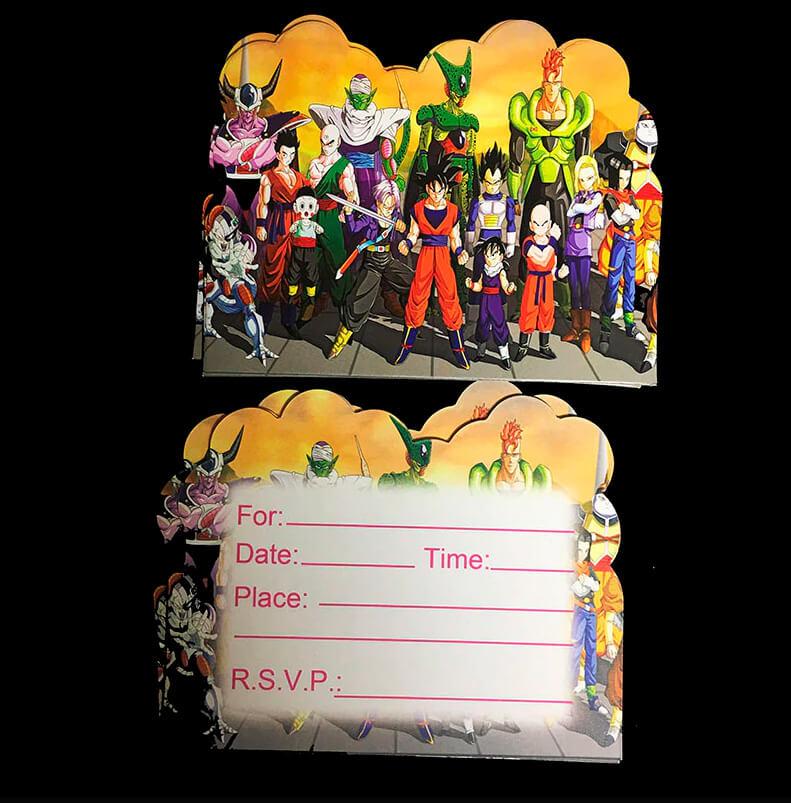 invitacion-de-cumpleaños-de-dragon-ball