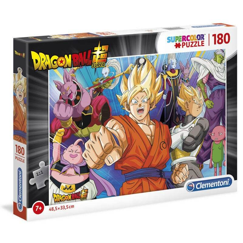 puzzle de dragon ball super para niños